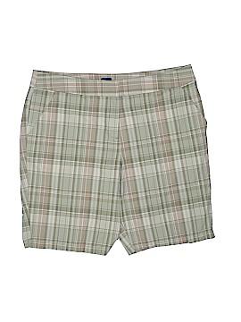 Basic Editions Khaki Shorts Size 16