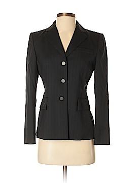Calvin Klein Wool Blazer Size 2 (Petite)