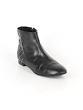 Delman Shoes Ankle Boots Size 7 1/2