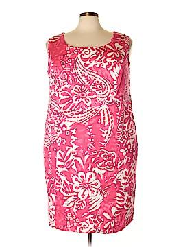 Dana Kay Casual Dress Size 24 (Plus)