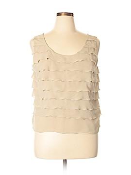 Jordan Sleeveless Blouse Size XL