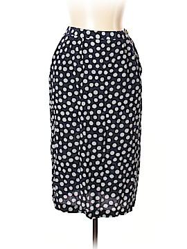 Argenti Silk Skirt Size 12