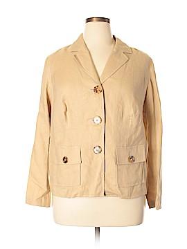 Carole Little Jacket Size 0X (Plus)