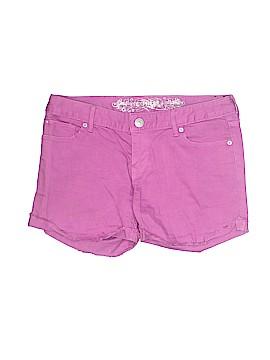 Express Jeans Denim Shorts Size 6