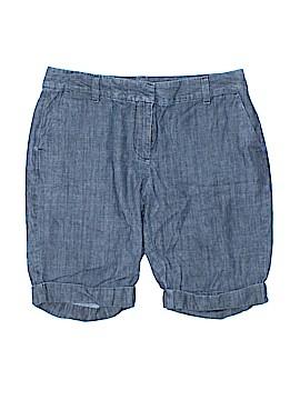 Ann Taylor Denim Shorts Size 8 (Petite)