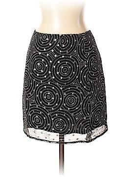 Versus by Gianni Versace Silk Skirt Size 40 (IT)