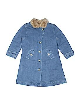 Lili Gaufrette Denim Jacket Size 3