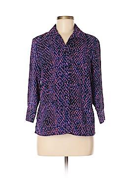 National Ltd. 3/4 Sleeve Blouse Size M