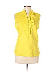 Richard Malcom Women Sleeveless Blouse Size L