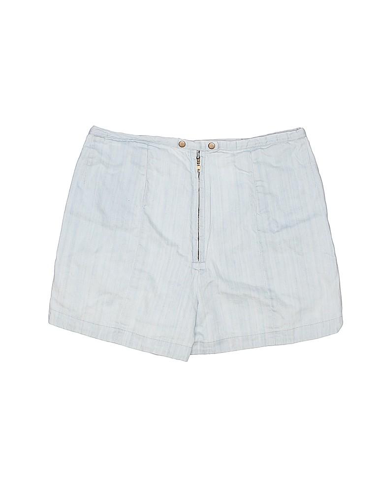 Fletcher by Lyell Women Denim Shorts Size 2