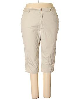 Croft & Barrow Khakis Size 20 (Plus)