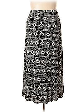 Rush Casual Skirt Size 1X (Plus)