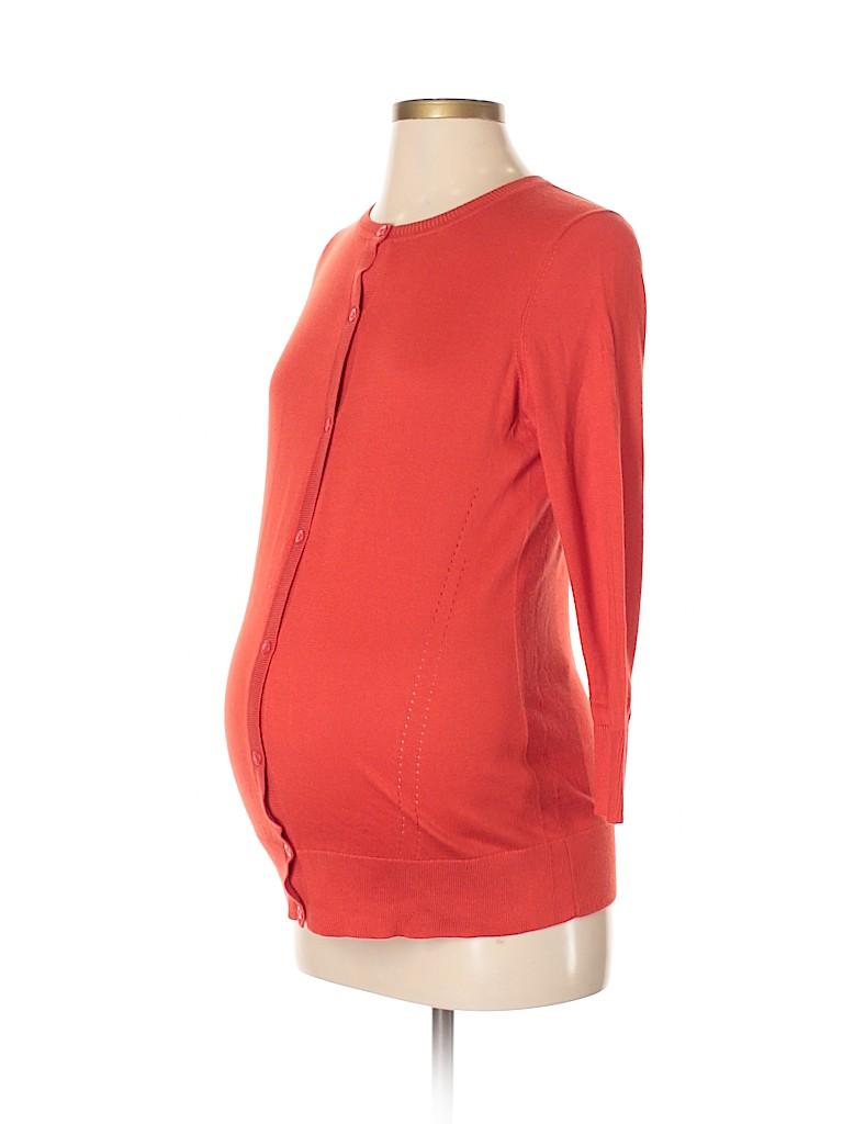 Ann Taylor LOFT Maternity Women Cardigan Size XS (Maternity)