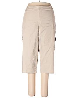 Gloria Vanderbilt Cargo Pants Size 24W (Plus)