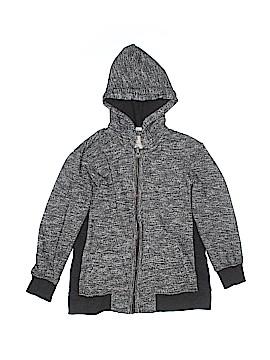Zara Zip Up Hoodie Size 8