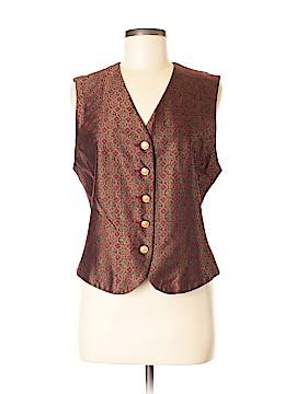 Liz Claiborne Tuxedo Vest Size 6