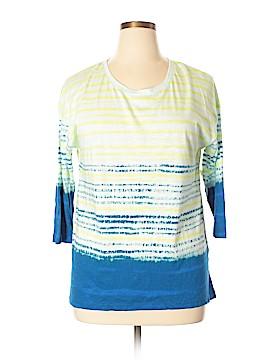 DressBarn 3/4 Sleeve T-Shirt Size L