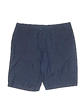 White Stag Denim Shorts Size 18 (Plus)