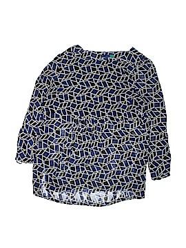 AVA Long Sleeve Button-Down Shirt Size S