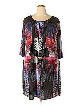 Triste Casual Dress Size 3X (Plus)