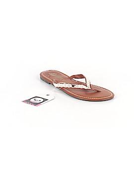 Roxy Flip Flops Size 7