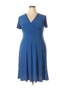 Sunny Casual Dress Size 2X (Plus)