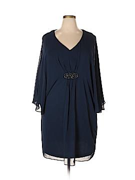 Connected Apparel Cocktail Dress Size 18 (Plus)