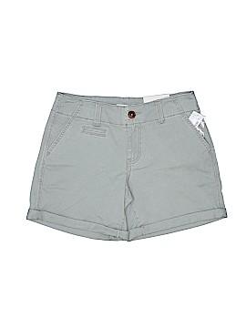 Maurices Khaki Shorts Size 1-2