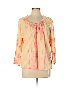 Bandolino 3/4 Sleeve Blouse Size XL