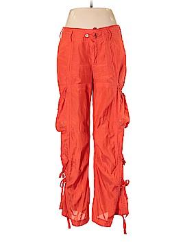 Ralph Lauren Black Label Silk Pants Size 12