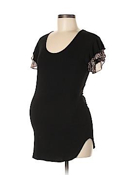 Olian Short Sleeve Top Size M (Maternity)
