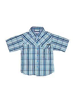 Columbia Short Sleeve Button-Down Shirt Size 4/5