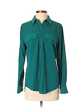 Apt. 9 Long Sleeve Button-Down Shirt Size S