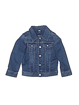 Baby Gap Denim Jacket Size 4