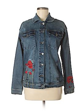 Nanette Lepore Denim Jacket Size M