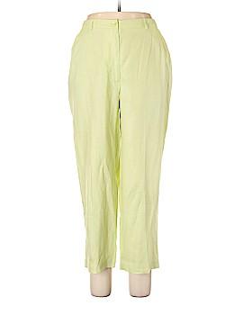 Pure & Simple Linen Pants Size 12