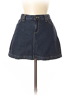 Patagonia Denim Skirt Size 8