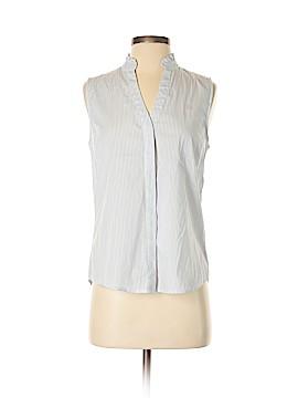 Ivanka Trump Sleeveless Button-Down Shirt Size S