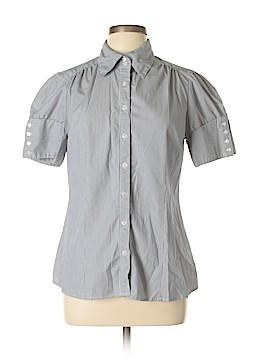 Apt. 9 Short Sleeve Button-Down Shirt Size L