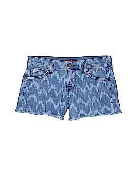 7 For All Mankind Denim Shorts 24 Waist