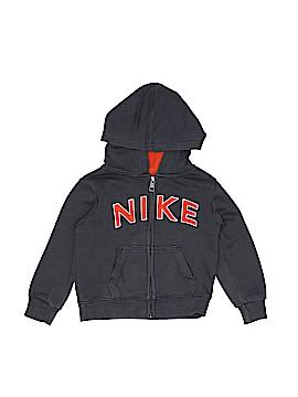 Nike Zip Up Hoodie Size 2T