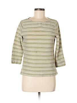 Charter Club 3/4 Sleeve T-Shirt Size M