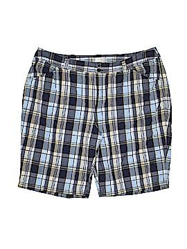 Cj Banks Khaki Shorts Size 20 (Plus)