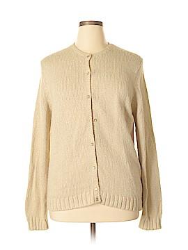LEON LEVIN Cardigan Size XL
