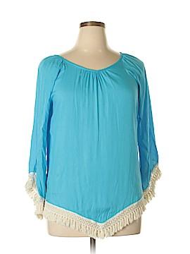 Avani Long Sleeve Blouse Size L