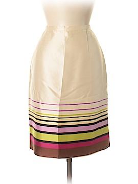 Kay Unger Silk Skirt Size 8