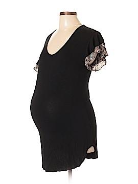 Olian Short Sleeve Top Size L (Maternity)