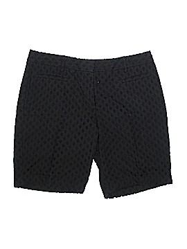 Lands' End Khaki Shorts Size 12