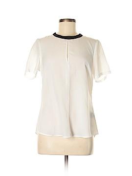 Kardashian Kollection Short Sleeve Blouse Size M