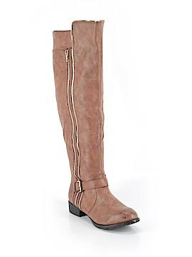 Shoedazzle Boots Size 8